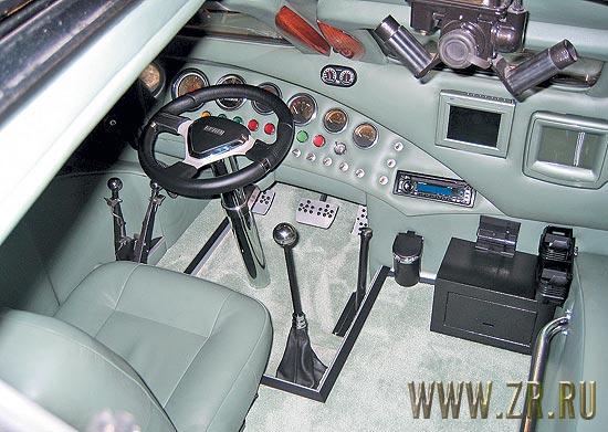 military limo
