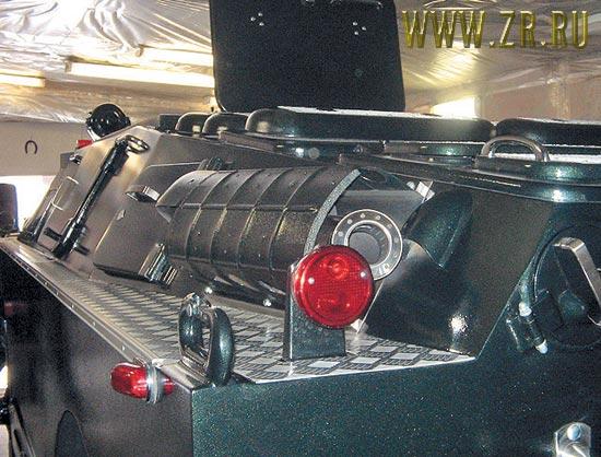 armored luxury